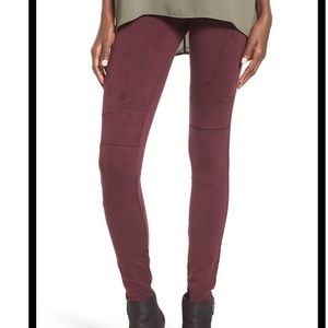 BP | Nordstrom Maroon High Rise Leggings